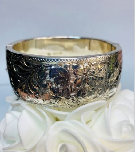 925 Silver Estate Bangle
