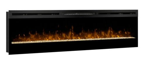 Dimplex Galveston Linear Fireplace-Chadwicks & Hacks