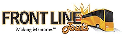 Logo for Front Line Tours