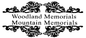 Logo for Mountain and Woodland Memorial